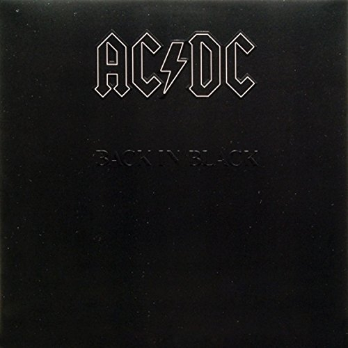 Back in Black [Vinyl]