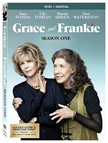 Grace & Frankie: Season 1 (3 Dvd) [Edizione: Stati Uniti]...
