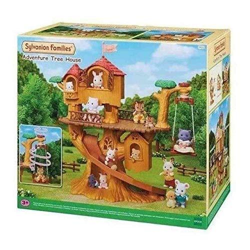 SYLVANIAN FAMILIES Casa de Aventuras en el Árbol (05450)