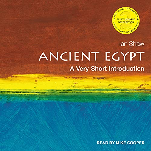 Ancient Egypt (2nd Edition) cover art