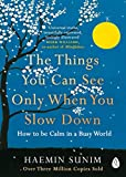 The Things You Can See Only When You Slow Down: How to be Calm in a Busy World - Haemin Sunim