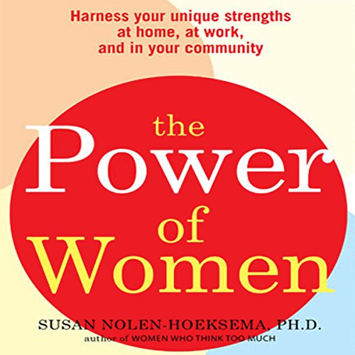 The Power of Women audiobook cover art