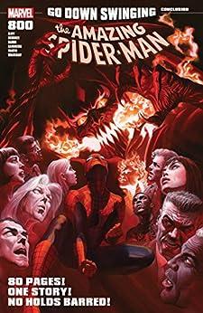 [Dan Slott, Alex Ross, Stuart Immonen, Humberto Ramos, Giuseppe Camuncoli, Jim Cheung]のAmazing Spider-Man (2015-2018) #800 (English Edition)