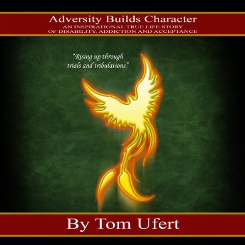 Adversity Builds Character audiobook cover art