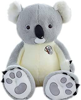 Mopoq Koala Plush Toy Beautiful Pet Doll is Very Suitable for Hugging and Snuggling Cute Animal Koala Plush Toy Stuffed Doll Birthday Presents for Children Kids ( Size : 70cm )