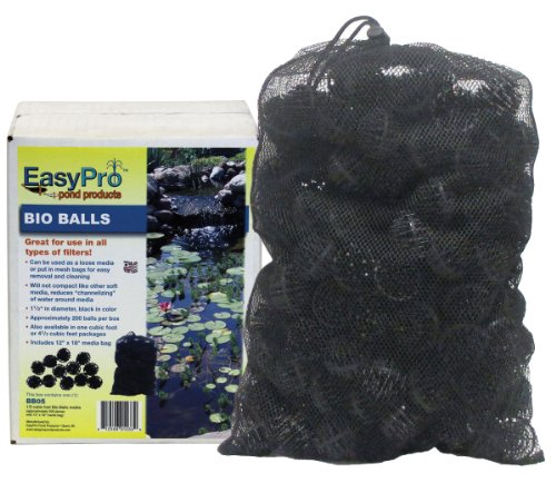 EasyPro Bio-Balls Filter Media for Ponds