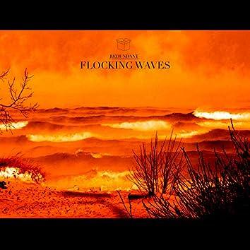 Flocking Waves