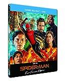 Spider-Man : Far from Home [Boîtier SteelBook limité Exclusif Amazon-Blu-Ray + DVD]