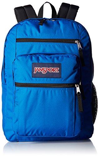 JanSport Großer Schul-Rucksack, BIG STUDENT, blau, JS00TDN731Q