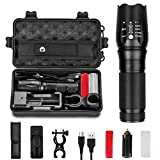 Best Aaa Flashlights - LED Torch Set, Super Bright LED Torch, 1000 Review