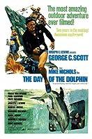 ポスター A4 イルカの日 (1974) 光沢プリント
