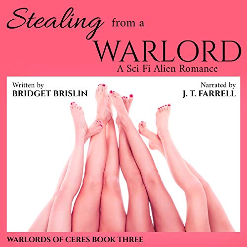 Stealing from a Warlord: A Sci Fi Alien Romance  By  cover art