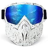 Gafas De Esqui NiñaMáscara De Moto De Nieve Gafas De Esquí Protección Uv Gafas De Snowboard Máscara De Invierno A Prueba De Viento Hombres Mujeres Deportes De Nieve Gafas