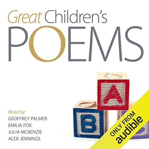 Page de couverture de Great Poems for Children