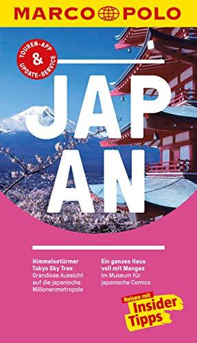 MARCO POLO Reiseführer Japan: Inklusive Insider-Tipps, Touren-App, Update-Service und offline Reiseatlas (MARCO POLO Reiseführer E-Book)