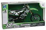 New Ray 49493 'Kawasaki/ Twotwo Motorsports - Chad Reed No. 22' Modell Motocross