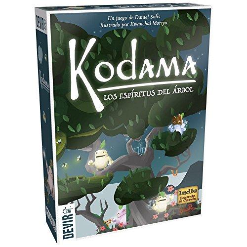 Devir Kodama, Los espíritus árbol, Juego Mesa, Miscelanea