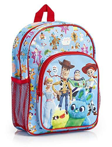 Disney Toy Story 4 Sac �  Dos Enfant Avec Tous Les Jouets de Woody Jessie Forky Buzz
