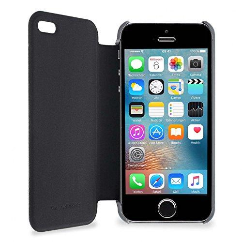 Artwizz 0265-1776 SmartJacket für Apple iPhone SE voll Titan