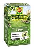 COMPO FLORANID, Concime per Prato, Concime Granulare, Per un manto erboso sano e rigoglioso, Nutrimento fion a 4 mesi, 3 kg