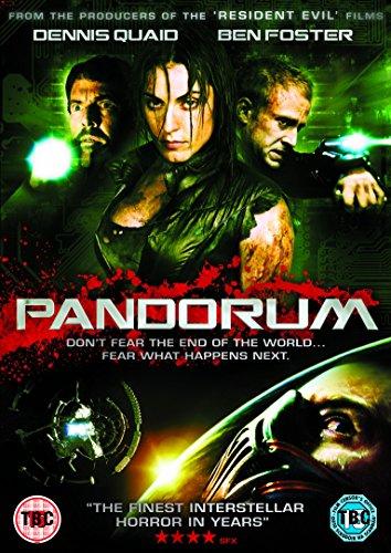 Pandorum [Edizione: Regno Unito] [Edizione: Regno Unito]