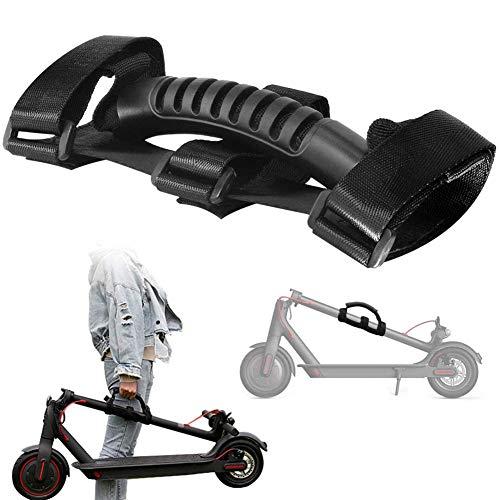 VANGE Scooter Skateboard Hand Strap,Impugnatura Trasporto a Mano Portatile Cinghie,Cintura per Skateboard Elettrico,per Xiaomi Scooter Bicicletta per Bambini Accessori