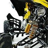 Kinder Quad ATV 125 ccm schwarz - 5