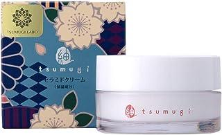 [Amazon限定ブランド] つむぎ ヒト型セラミドクリーム しみこみクリーム 顔フェイス用 夜用 30g つむぎラボ