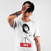 T-Shirt bianca La casa di carta Tokio La casa de papel