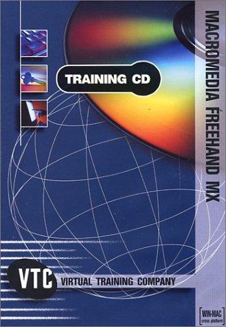 Macromedia Freehand MX VTC Training CD