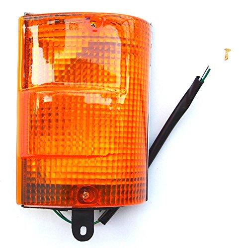 Côté droit tourner Indicateur de signal d'angle lampe