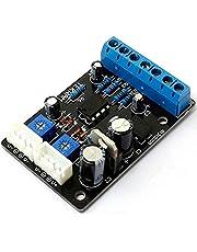 TA7318P VUメータードライバ回路基板ステレオモジュールチューブアンプDBレベルIC