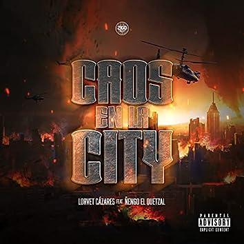 Caos en la City