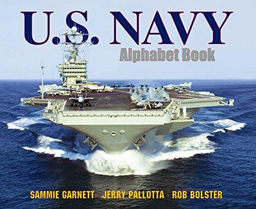 Download U.S. Navy Alphabet Book (Jerry Pallotta's Alphabet Books) (English Edition) B01M1OYO11