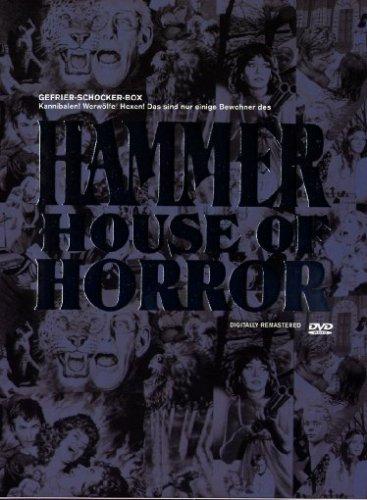Gefrier-Schocker-Box: Hammer House of Horror (4 DVDs)