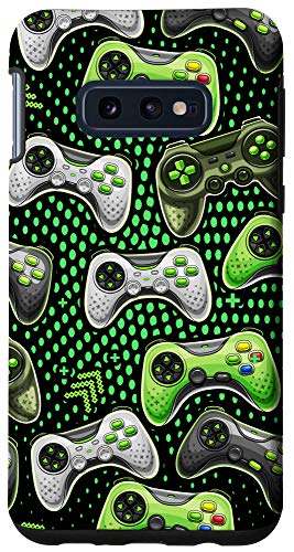 Galaxy S10e Awesome Video Game Controller Gamer Boys Gaming Gift Case