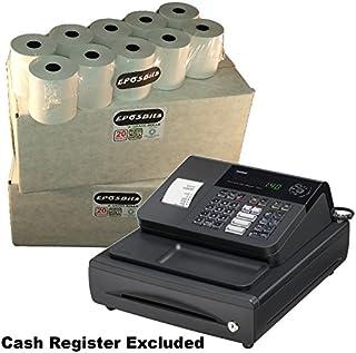 eposbits® marca 40rollos–2cajas para Casio 140CR 140CR caja registradora