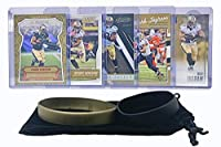 Mark Ingram Football Cards (5) Assorted Bundle - New Orleans Saints Trading Card Gift Set