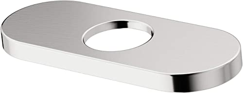 "wholesale VIGO VG17000BN 2021 5.5"" L -2.13"" W -0.38"" sale H Bathroom Deck Plate in Brushed Nickel Finish online"