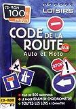 Code de la route: auto et moto -...
