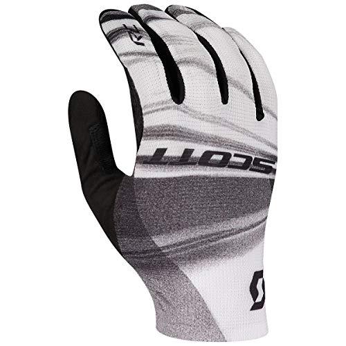 Scott RC Pro Fahrrad Handschuhe lang weiß/schwarz 2020: Größe: M (9)