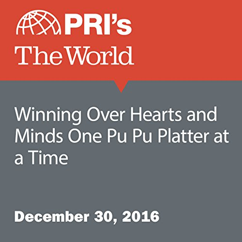 Winning Over Hearts and Minds One Pu Pu Platter at a Time audiobook cover art
