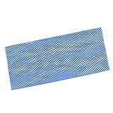 CUTICATE Robuster Netzschutz Aus Engmaschigem Netz Für Tauchflaschen - Blau