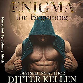 Enigma: The Beginning audiobook cover art
