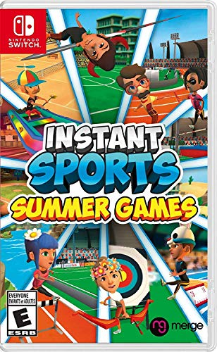 Instant Sports: Summer Games - Nintendo Switch