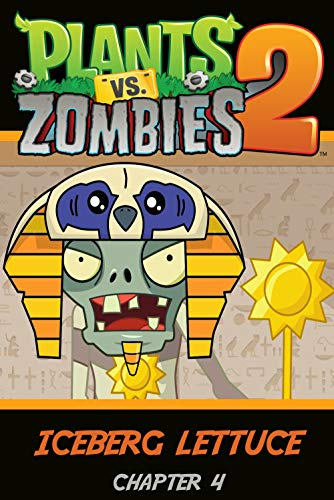 Plants vs Zombies 2 Chapter 3: Iceberg Lettuce Adventures Graphic Game Comics (English Edition)