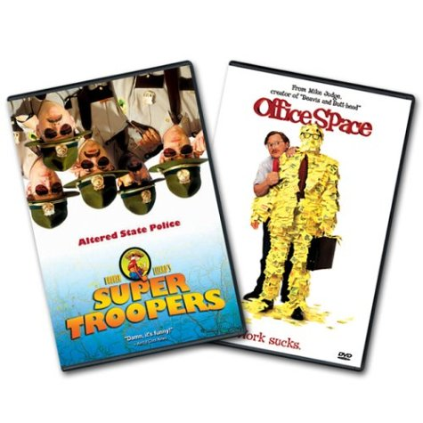 Super Troopers & Office Space (Widescreen Edition)