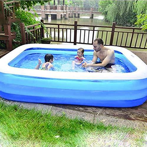 70.9x55.9x23.6 en piscina, piscina de piscinas inflables de