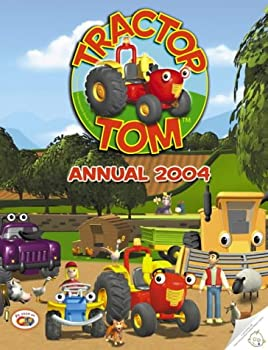 Hardcover Tractor Tom Annual (Annuals) Book