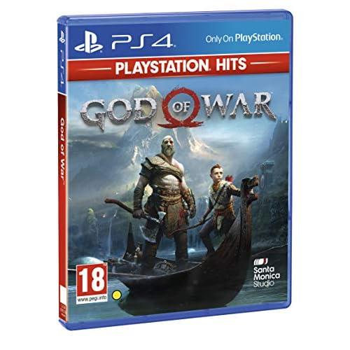 God of War PS4 - PlayStation 4 [Edizione: EU]